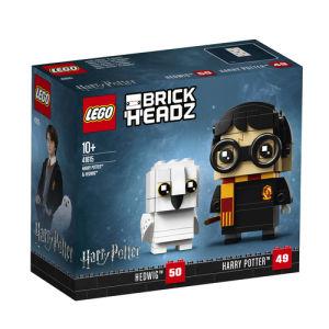 Lego BrickHeadz 41615 Harry Potter e Edvige