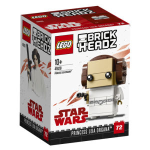 Lego BrickHeadz 41628 Principessa Leila Organa