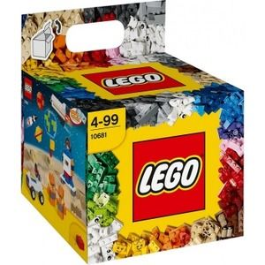 Bricks and more 10681 cubo creativo