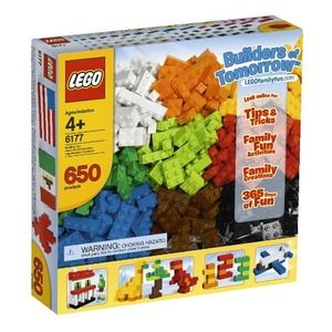 Lego Bricks and More 6177 Primi mattoncini-confezione maxi