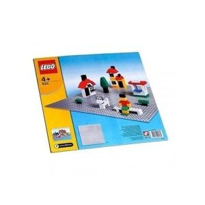 Lego Bricks and More 628 Base grigia