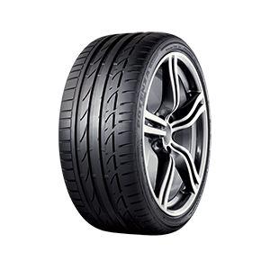 Bridgestone potenza s001 205 50 r17 89w rft