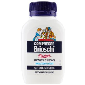 Brioschi Compresse pocket