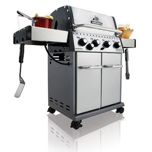 Broil King Baron 440S-LP