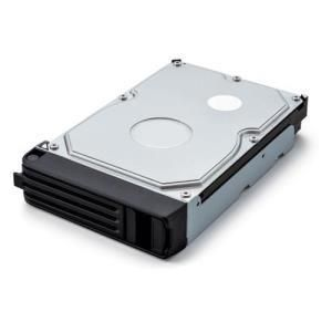 "Buffalo Hard Disk 4 TB - hot swap - 3.5"" - SATA-300"