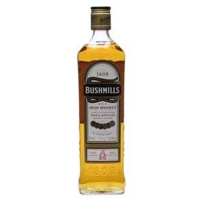 Bushmills Irish Whiskey Triple Distilled