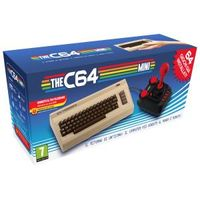 Retro Games Ltd The C64 Mini