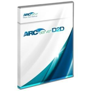 CA ARCserve D2D for Windows Small Business Server Edition 16 (Upgrade)