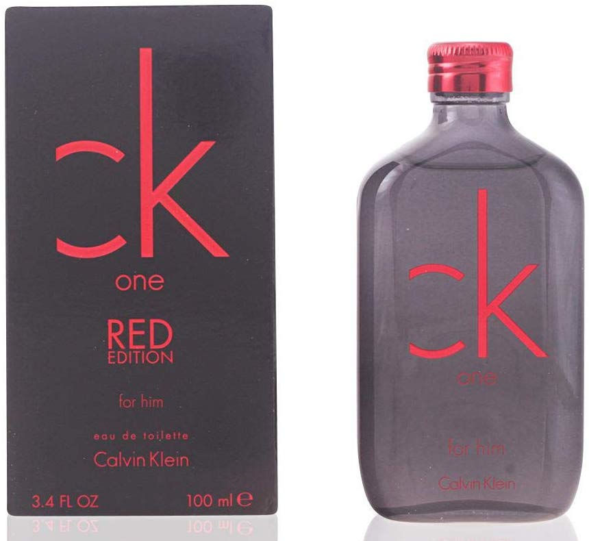 Calvin Klein CK One Red for Him 100ml