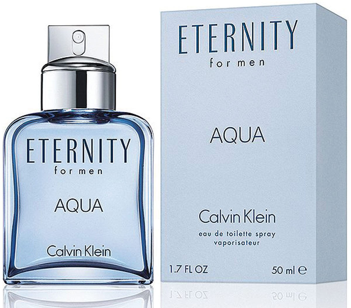 Calvin Klein Eternity for Men Aqua 50ml