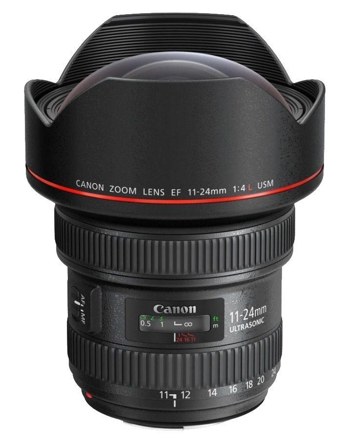 Canon ef 11 24mm f 4l usm