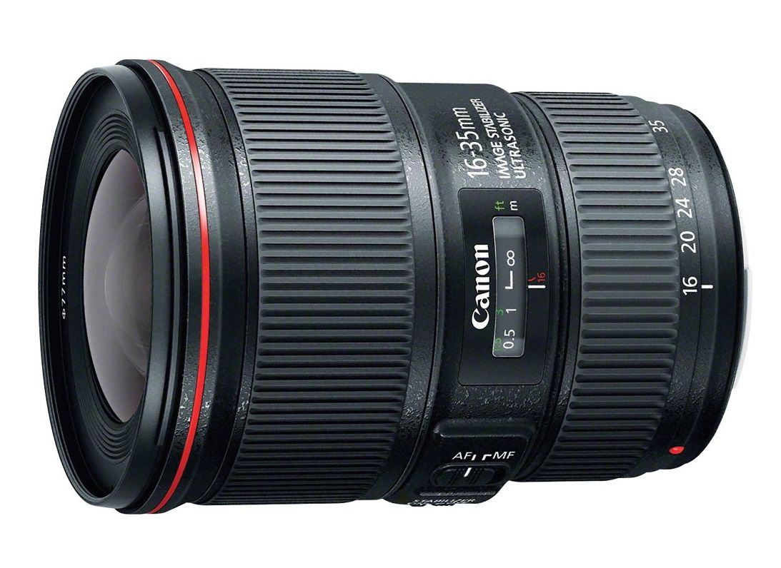 Canon ef 16 35mm f 4 l is usm