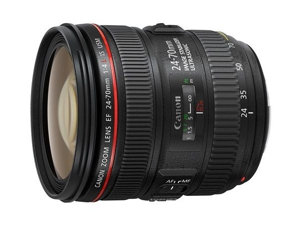 Canon ef 24 70mm f 4 0 l is usm