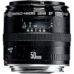 Canon EF 50mm f/2.5