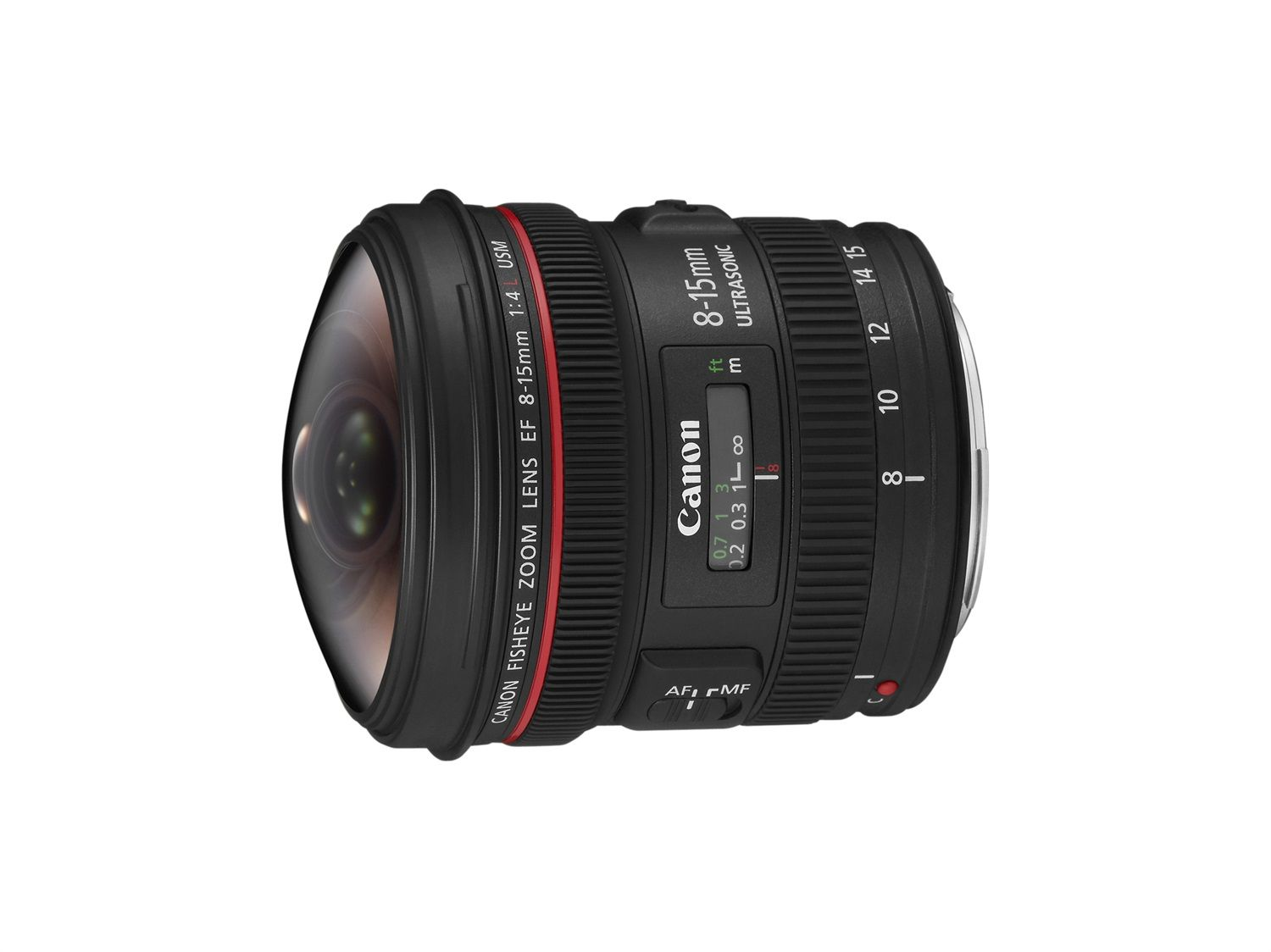 Canon EF 8-15mm f/4.0