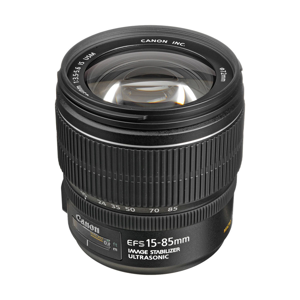 Canon ef s 15 85mm f 3 5 5 6 is usm