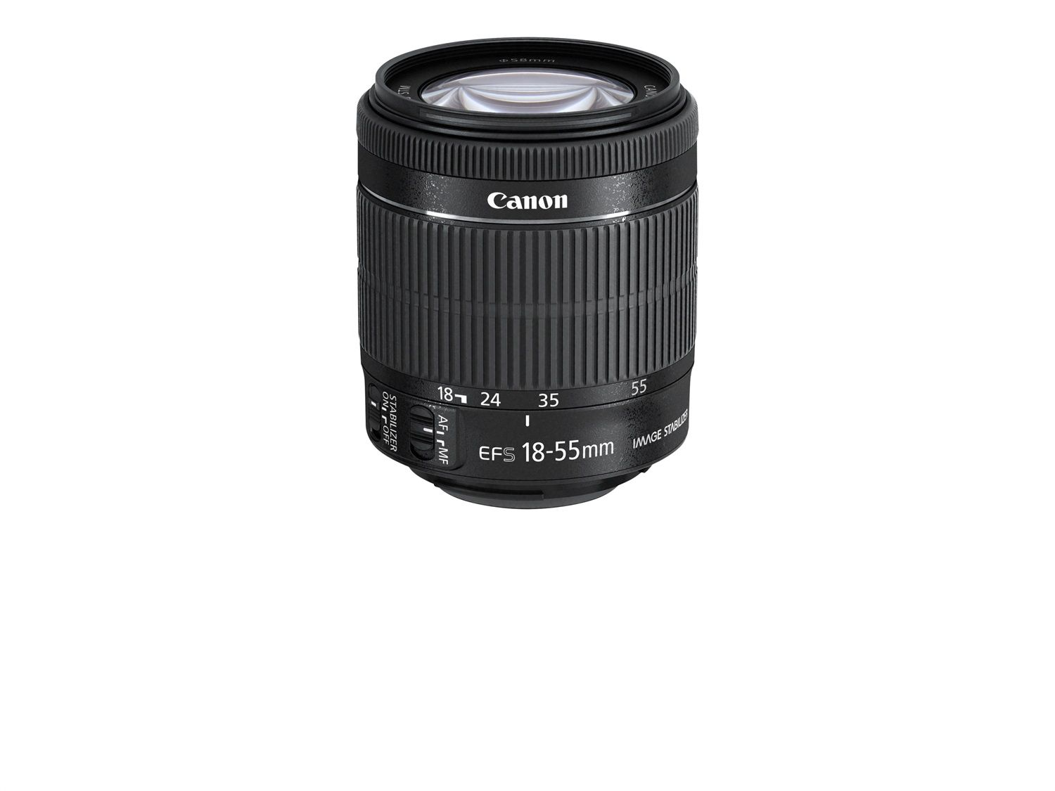 Canon ef s 18 55mm f 3 5 5 6 is stm