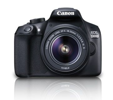 Canon eos 1300d p 18 55mm 300x300