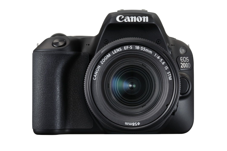 Canon EOS 200D + 18-55mm