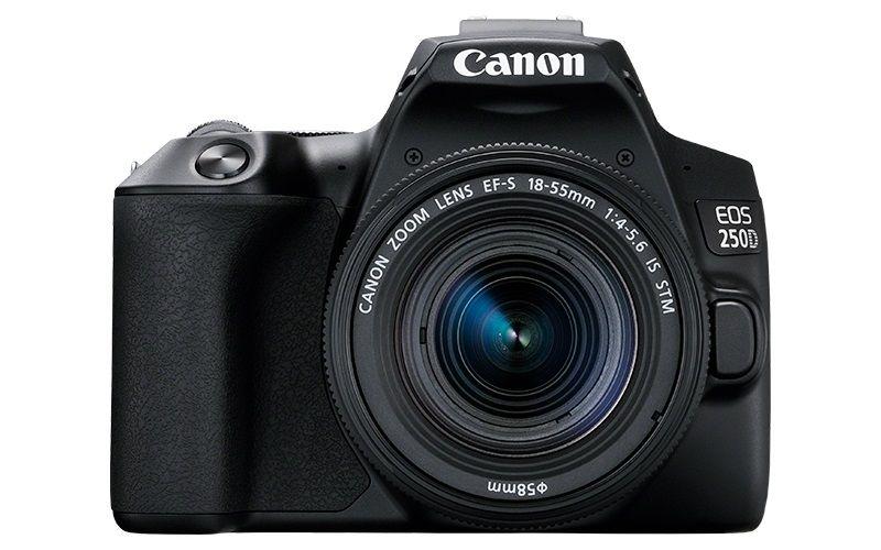 Canon EOS 250D + 18-55mm