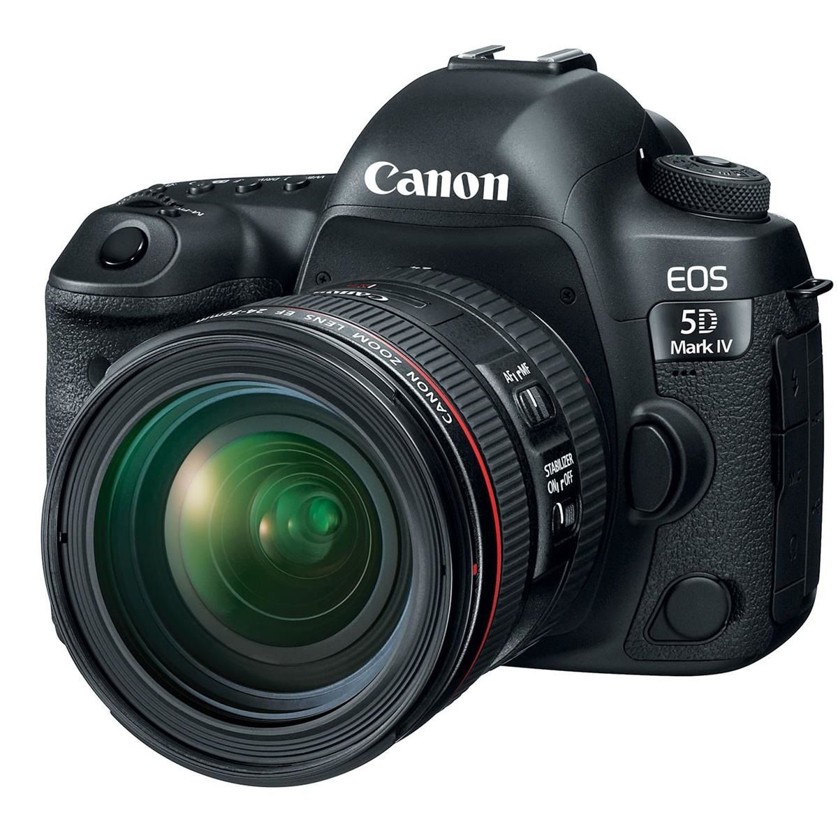 Canon EOS 5D Mark IV + 24-70mm