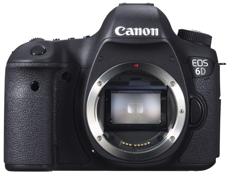 Fotocamera Digitale Canon EOS 6D