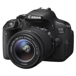 Canon eos 700d p 18 55mm 300x300