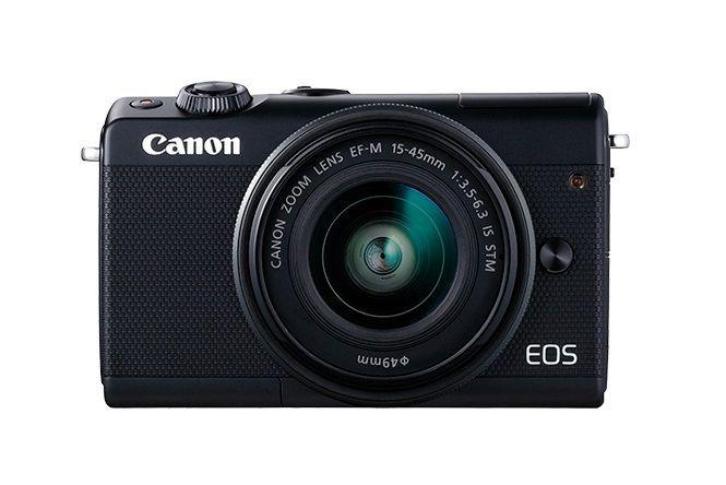 Canon EOS M100 + 15-45mm