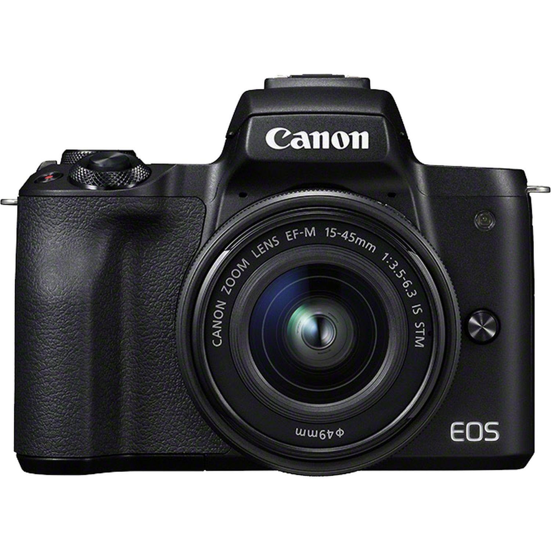 Canon EOS M50 + 15-45mm