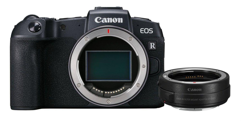 Canon EOS RP (corpo) + EF-EOS R
