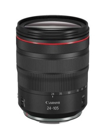 Canon RF 24-105mm f/4L IS USM - Canon RF