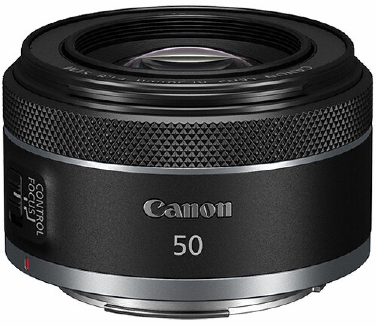 Canon RF 50mm f/1.8 STM Canon RF