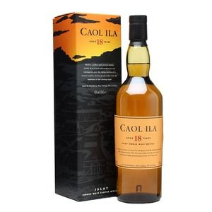 Caol Ila Whisky 18 Years