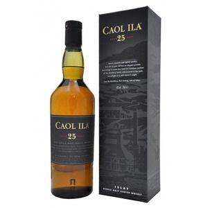 Caol Ila Whisky 25 Years