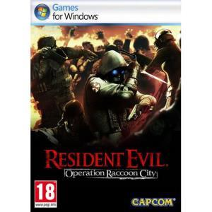 Capcom Resident Evil Operation Raccoon City