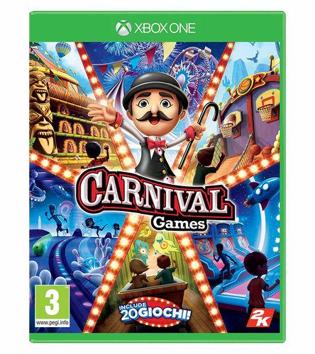 2K Carnival Games