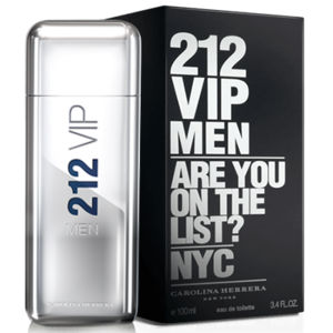 Carolina Herrera 212 Vip Men Eau de Toilette 200ml