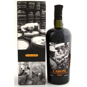 Caroni Rum Full Proof Heavy 1985 58.8%