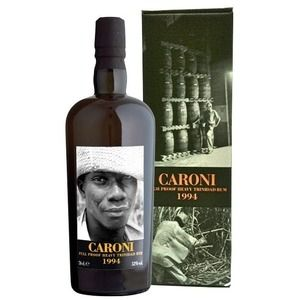 Caroni Rum Full Proof Heavy 1994 52%