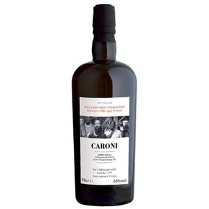Caroni Rum Full Proof Heavy 1996 63%
