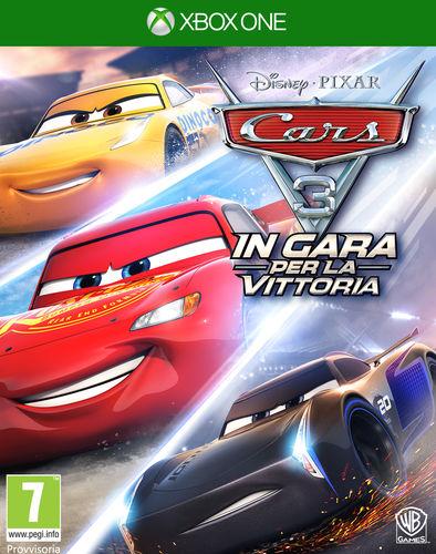 Warner Bros. Cars 3: In Gara per la Vittoria
