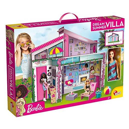 Barbie Casa di Malibù con bambola inclusa (Lisciani)
