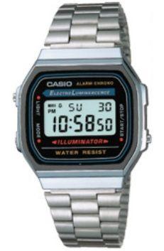 Casio collection a168wa 1uwd