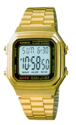 Casio Collection A178WGA-1ADF