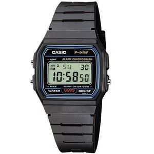 Casio collection f 91w 1yef