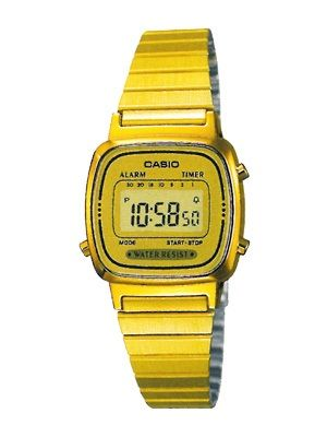 Casio Collection LA670WGA-9DF