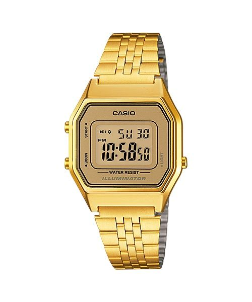 Casio Collection LA680WGA-9DF