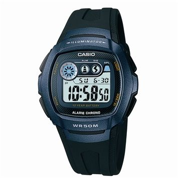 Casio Collection W-210-1BVES