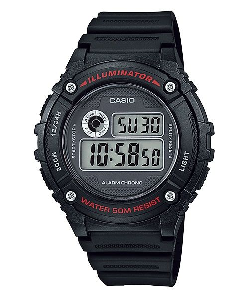 Casio Collection W-216H-1AVDF