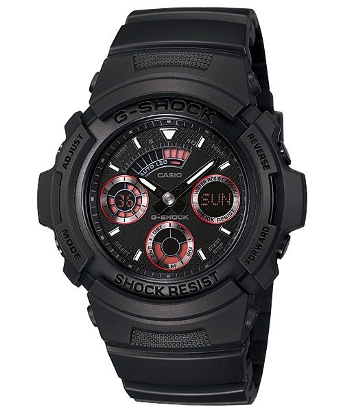 Casio G-Shock AW-591ML-1ADR